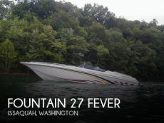 1998 Fountain 27 Fever
