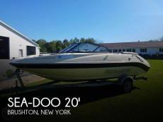 2007 Sea-Doo 205 Utopia SE