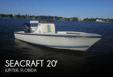 1989 SeaCraft 20 CC Mariner
