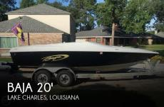 2003 Baja 20 Outlaw Speed Boat