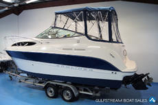 2007 Bayliner 245 with Mercruiser 5.0L MPI 260HP & UK Trailer