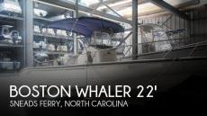 2006 Boston Whaler 220 Dauntless
