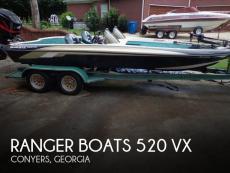 2002 Ranger Boats 520 VX