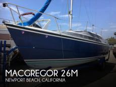 2003 MacGregor 26M