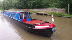 69 foot. 7 berth ex hire boat. The Wyvern Shipping Co Ltd