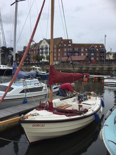 """14'6"""" Post Boat, 2012, No 155"""