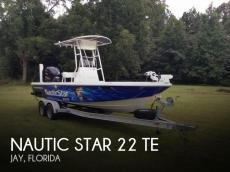 2012 Nautic Star 22 TE