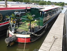 Just Interested 58ft Burscough Boats 2012 Reverse Layout