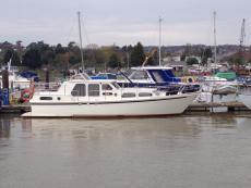 Dutch river cruiser built 1996