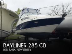 2004 Bayliner 285 CB