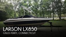 2011 Larson LX850