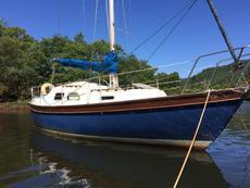 1979 Samphire 26 masthead sloop