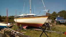 Cruising Yacht - Newbridge Navigator