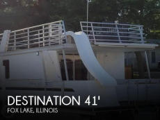 2009 Destination Yacht Top Deck Crossover