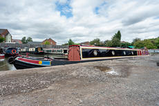 60ft Norton Canes Traditional Narrowboat