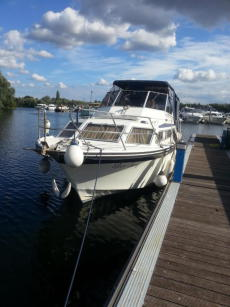 Fairline phantom 32