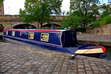 Traditional Narrowboat by RLL builders 2002,