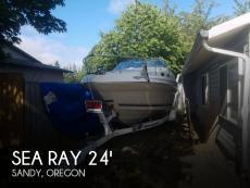 1999 Sea Ray 240 Sundancer