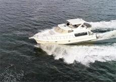 2001 McKinna 57 Pilothouse