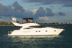 1998 Viking Sport Cruisers 52 Flybridge