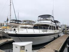1984 Spindrift 48 Aft Cabin MY