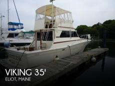 1983 Viking 35 Convertible