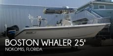 2001 Boston Whaler 26 Outrage