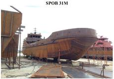 31.0 m Self Propelled Oil Barge (Bunker Barge)