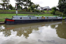 "71'6"" Trad style narrowboat 1959 Historic Register Boat"
