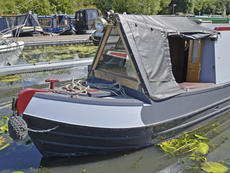 GOODE ENUFF 69ft 8in semi-trad narrowboat with 7 berths