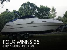 1998 Four Winns Vista 258