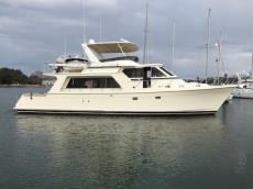 2004 Offshore Yachts 54