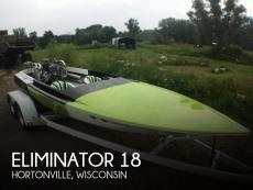 1973 Eliminator 18