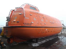 LIFEBOAT,NEW UNUSED,10.28m,FREE DELIVERY UK MAINLAND.