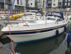Southerly 28 Yacht