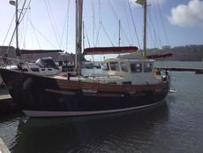 Classic Fisher 30 Motor Sailor
