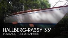 1971 Hallberg-Rassy Mistral 33