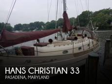 1985 Hans Christian 33