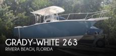 1997 Grady-White 263 Chase