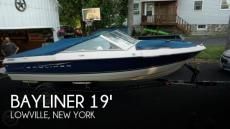 2011 Bayliner 195 Discovery