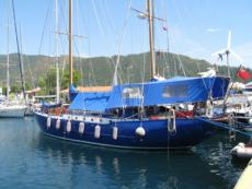 1988 ALAN PAPE 60 STEEL KETCH
