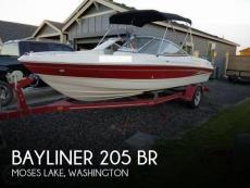 2005 Bayliner 205 BR