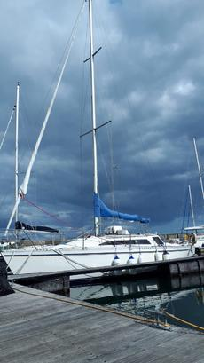 GIB'SEA 92 31' CRUISING YACHT  LOADS OF ROOM ONLY  £14000