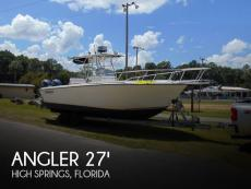 2002 Angler 274 Center Console