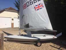 Laser sail number 180668