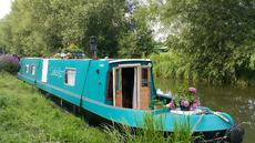 52ft Narrowboat + residential mooring