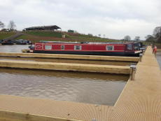 Trad Stern narrow boat