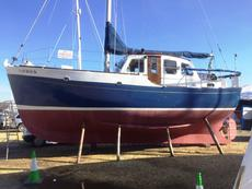 35ft SPEY CLASS MOTOR-SAILER - recent professional re-fit