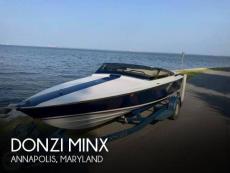 1988 Donzi Minx