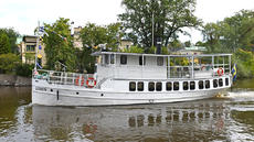63 passenger vessel Liden, Keen seller.